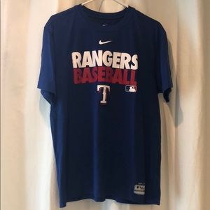 Texas Rangers Men's Nike T-Shirt